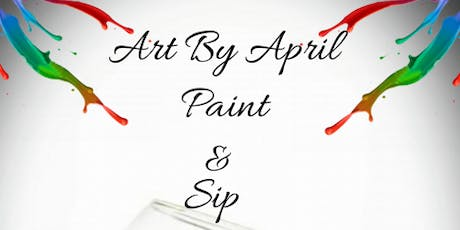 Art By April Paint N' Sip tickets