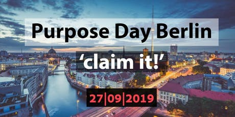 Purpose Day Berlin tickets