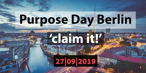 Purpose Day Berlin