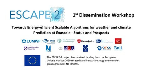 1st Dissemination Workshop of the ESCAPE-2 Project tickets