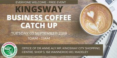 Business Coffee Catch Up Kingsway