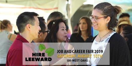 7th Annual Hire Leeward Job & Career Fair  tickets