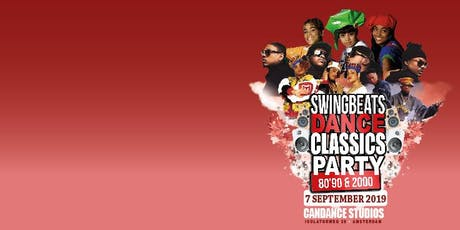 SWINGBEATS DANCE CLASSICS PARTY tickets