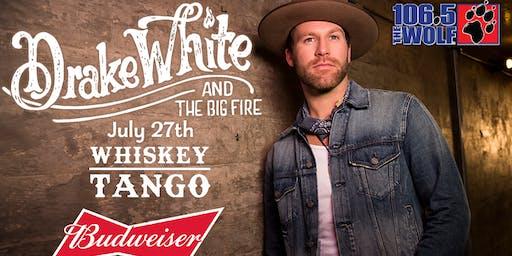 Drake White @ Whiskey Tango