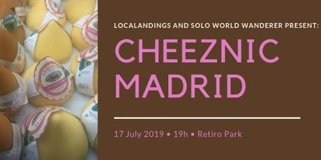 Madrid Cheeznic entradas