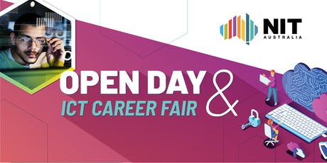 NIT Open Day & ICT Career Fair 2019 tickets