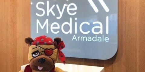 Teddy Bear Hospital - Skye Medical Armadale