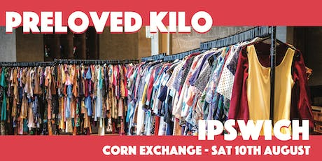 Ipswich Preloved Vintage Kilo tickets