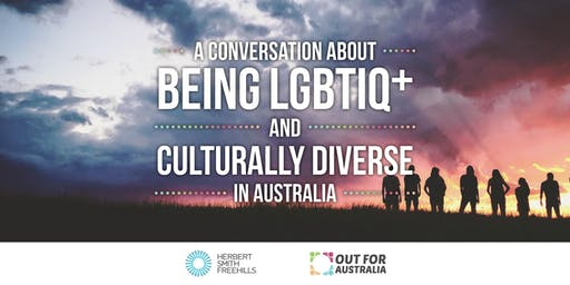 VIC: A conversation about being LGBTIQ+ and culturally diverse in Australia