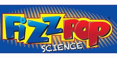 Fizz Pop Science workshop at THORNBURY LIBRARY