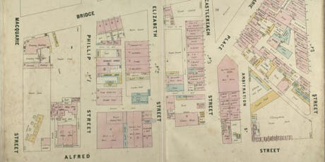 The Block Plans of Sydney tickets