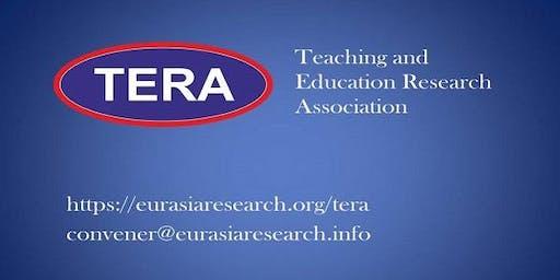 28th ICTEL 2019 – International Conference on Teaching, Education & Learning, 26-27 December, Kuala Lumpur