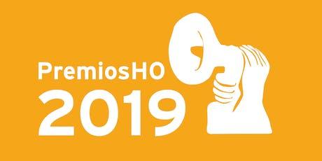 XVI edición Premios HazteOir.org 2019 entradas