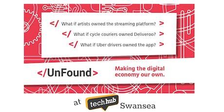 What is Coop? UnFound Roadshow | Swansea  tickets