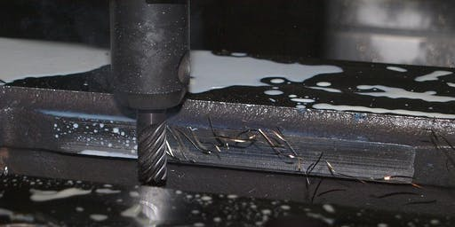 CNC 2: INTERMEDIATE 3 AXIS MILLING