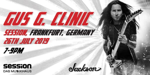 Gus G Clinic | session Frankfurt