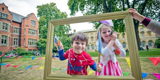Summer Family Events at the Abbey: Who's Who