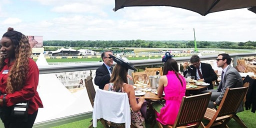 Ascot Hospitality - QIPCO Champions Day 2020 - Paddock Restaurant