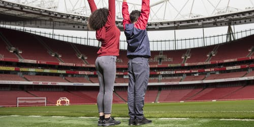 Arsenal FC: Emirates Stadium Tour