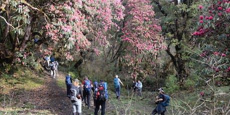 Annapurna Sanctuary & Base Camp trek with guest speaker Marielle Sengers tickets