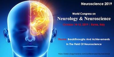 Neuroscience Conferences 2019