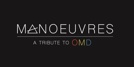 Manouevres - A tribute to OMD tickets