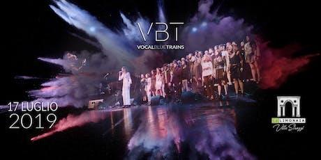 Vocal Blue Trains - Summer Live biglietti