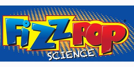 Fizz Pop Science workshop at PATCHWAY LIBRARY tickets