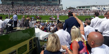 Epsom Derby 2020 Open Top Bus Package  tickets