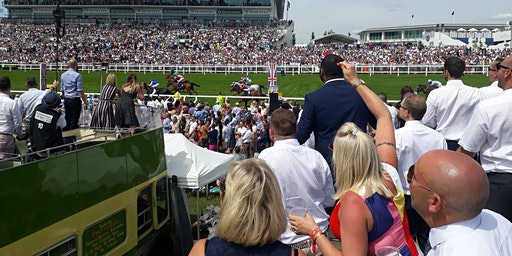 Epsom Derby 2020 Open Top Bus Package