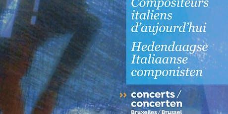 """Ensemble Fractales - Ciclo di concerti """"Compositori italiani di oggi"""" biglietti"""