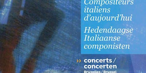 """Ensemble Fractales - Ciclo di concerti """"Compositori italiani di oggi"""""""
