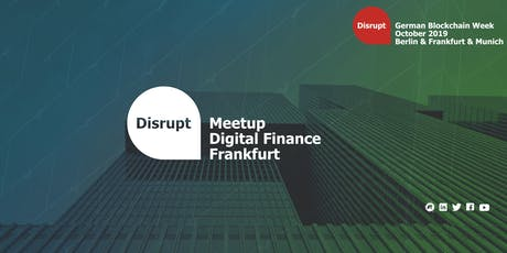 German Blockchain Week | Digital Finance Frankfurt Tickets