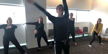 Dancing Through the Curriculum, KS2 | Dawnsio Drwy'r Cwricwlwm, CA2 tickets