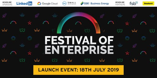 Festival of Enterprise Launch Event