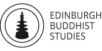 Edinburgh Buddhist Studies Launch