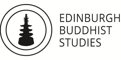 Edinburgh Buddhist Studies Launch tickets
