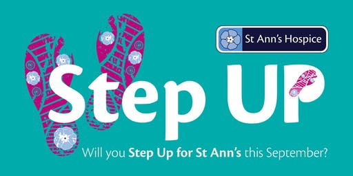 Step Up for St Ann's