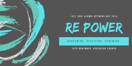Re: Power // Just Love Alumni Network Day 2019 tickets