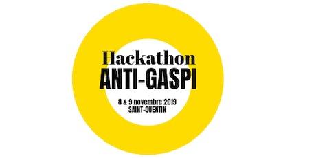 HACKATHON ANTI-GASPI SAINT-QUENTIN billets