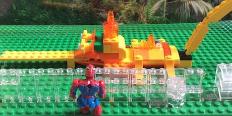 Tewkesbury Library - Lego Club tickets