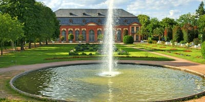 Networking  und Charity Dinner in der Orangerie in Darmstadt