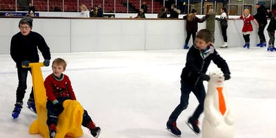 Group Ice Skating