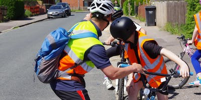 Bikeability 2 - October holiday course