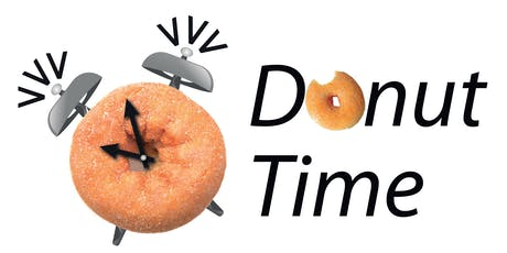 Donut Time Networking - August 2019 tickets
