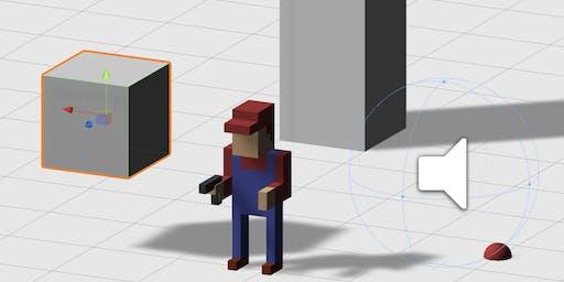 "WORKSHOP: GAMES PROGRAMMING ""Game Prototyping"""