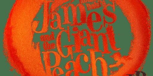 Roald Dahl's James and the Giant Peach JR.