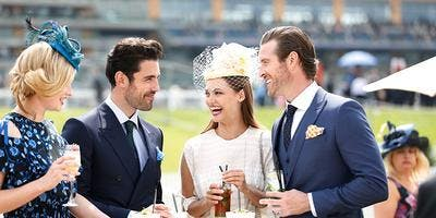 Royal Ascot Hospitality - The Lawn Club Packages 2020