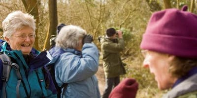Autumn Amble - Walk & Talk with the RSPB at Strumpshaw Fen