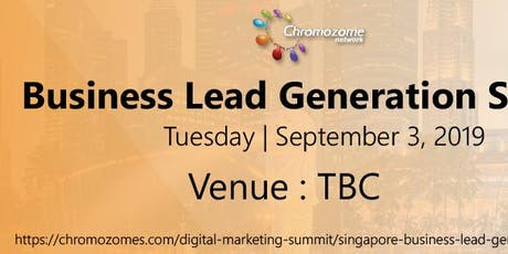 Business Lead Generation Summit tickets